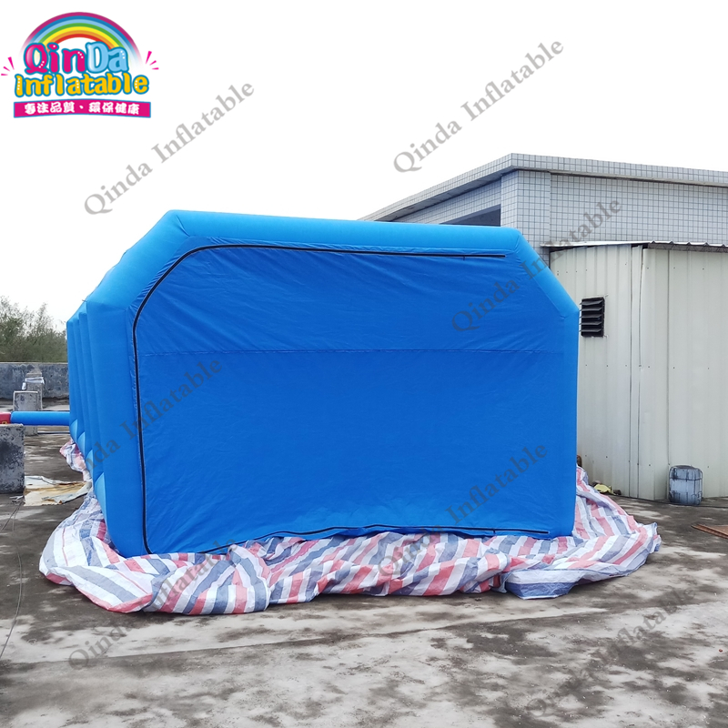 inflatable spray booth21