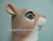 King Realistic Squirrel Costume Halloween Party Dedicated Mask Powerful Trustworthy Supplier For Adult