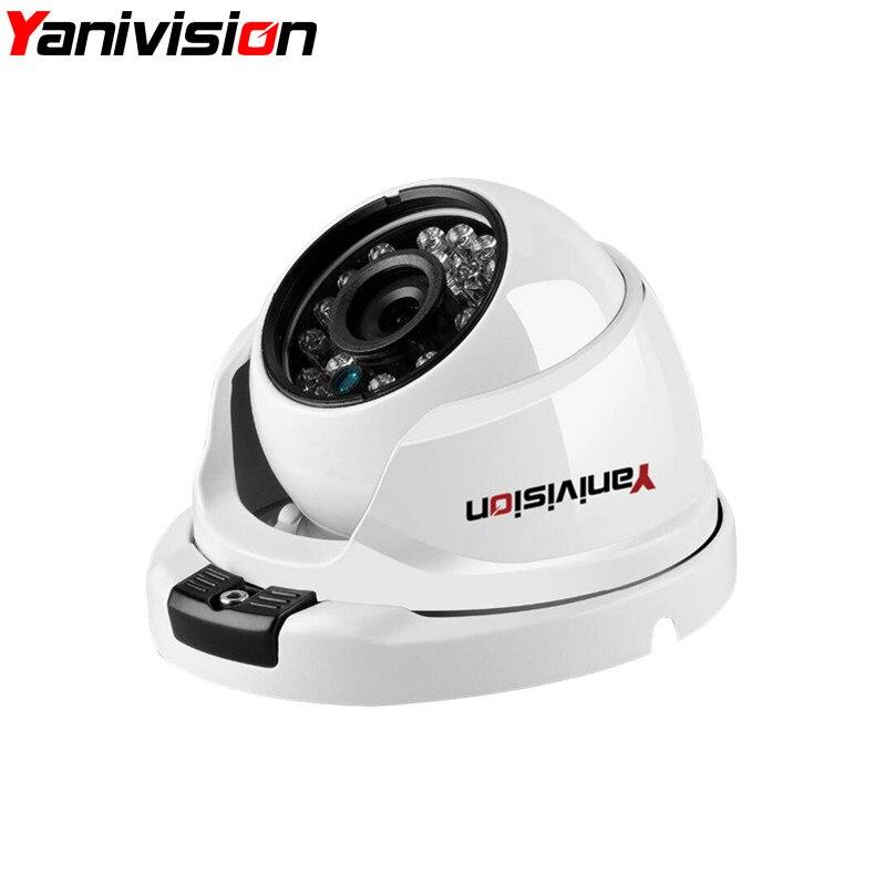 ONVIF P2P IP Camera Support Hikvision Protocol H.265 5MP Surveillance IP Camera IR Cut Night Vision Danale APP Small Dome IP Cam<br>