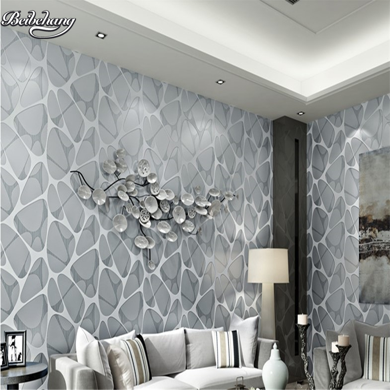 beibehang 3D Stereo Modern Bird s Nest Water Cube Wallpaper Bedroom Living Room TV Background Restaurant Wallpaper<br>