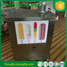 2 moulds free in charge factory directly supply milk popsicle ice lolly making machine CFR by sea price on promotation