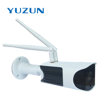 New 1080P 3g 4g surveillanc wireless Remote Security Camera optical lens wireless 3g/4g outdoor p2p ip camera(China)