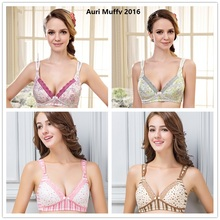 Auri Muffy 2016 Breastfeeding bra wire free maternity underwear nursing bra pregnant women underwear Cup ABCD