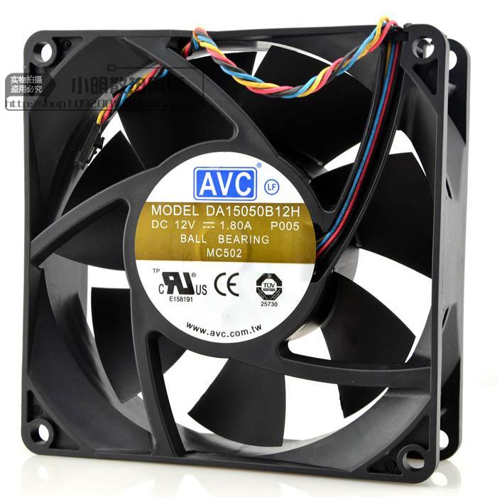 for DA15050B12H 1.80A 12V 15CM Cooling Fan