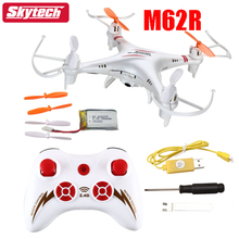Skytech M62R 4-CH 360 Flips 2.4GHz Radio Control RC Quadcopter Drone with 6-Axis Gyro HD FPV Camera Helicopter RTF(China)