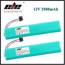 2x Eleoption 12V 3500mAh Replacement Vacuum Battery For Neato Botvac 70e 75 80 85 D75 D8 D85 US(China)