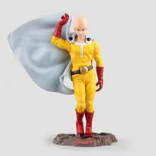 in BOX free shipping Japanese action figures One Punch Man PVC 24cm model toys One-Punch Man figure toys