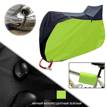 4 size S/M/L/XL Bicycle Cover Bike Rain Snow Dust Sunshine Protective Motorcycle Waterproof UV Protection Free Shipping