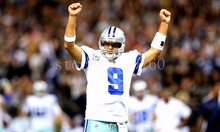 3x5ft dallas cowboys Quarterbacks number 9 Tony Romo flag with gromments(China)