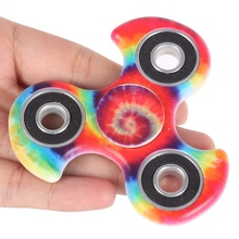 Windmill Gyro 1 PC Finger Spinner Fidget Plastic ABS Hand For Autism/ADHD Anxiety Stress Relief Focus Toys Gift Multi-Styles