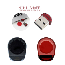 Pendrive 64GB Diamond USB Flash Drive Mini Black USB Flash Drive 4GB 8GB 16GB 32GB USB 2.0 Pen Drive Mini U Disk Memory Stick