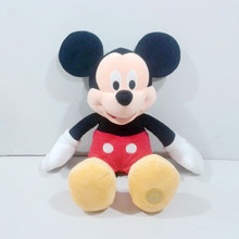 60cm Original Big Mickey Mouse Cute Soft Stuff Plush Toy Baby Birthday Gift(China)