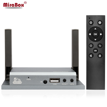 WiFi HDMI VGA Wireless Mirroring Presenter For Miracast/Allshare Cast/Windows Widi/DLNA Mirabox Presenter For Meeting Education(China)