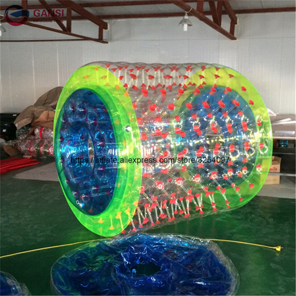 inflatable roller ball21