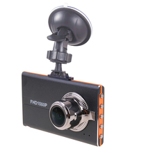 "3"" FHD 1080P Car DVR Camera Video Recorder Dash Cam LED Night Vision Car Camera Loop Recording Camcorder Registrator(China)"