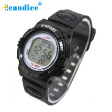 Reloj Paradise New  Boy Girl Alarm Date Digital Multifunction Sport LED Light Wrist Watch Wholesale dropshipping Mar2