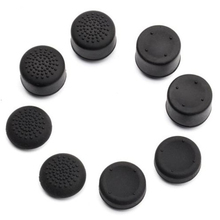 8pcs /Lot PS4 Silicone Thumb Stick Grip Analogue Caps For Xbox360/PS3/Xbox one Controller Wireless Original
