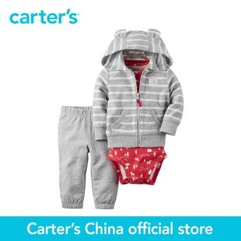 3 pcs bébé enfants enfants Cardigan Ensemble 121G762 de Carter, vendu par Carter de Chine boutique officielle