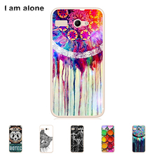 "Solf TPU Silicone Case For Micromax Bolt Q346 4.5"" Mobile Phone Cover Bag Cellphone Housing Shell Skin Mask Color Paint diy(China)"