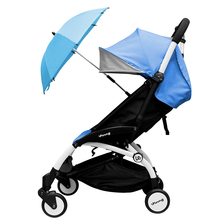 Stroller uv protection umbrella cart umbrella stroller accessories is prevented bask in the sun umbrella