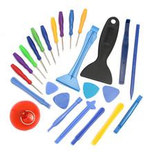 New Stylish High Quality 25pcs Professional Universal Opening Repair Tools Phone Disassemble Tools Set for iPhone for iPad