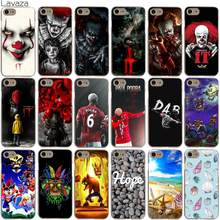 Lavaza это Pennywise Paul Pogba Crash Bandicoot пляжные Морская звезда чехол для iPhone XS Max XR X 8 7 6 6 S плюс 5 5S SE(China)