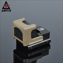 AIMTIS Killflash Anti-Reflection Device For RMR Mini Reflex Red Dot Sight Scope Trijicon Protector