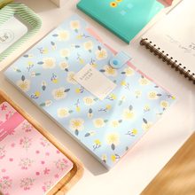A4 Paper File Folder Bag Waterproof Book  Accordion Style Design Document Rectangle Office Home School