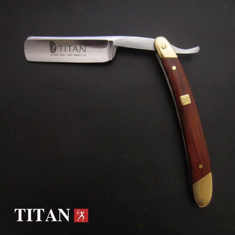 Hot Sale Wooden handle Vintage Barber Razor Stainless Handmade Straight Razor Folding Shaving Knife Shaving Razor Face Beauty<br><br>Aliexpress
