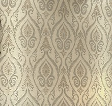 Luxurious Classic Velvet Flocking Damask 3D Sound Absorbing Wallcoverings(China)