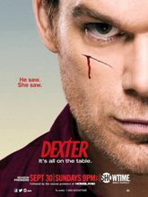 4256 Dexter Michael C. Hall TV Series Classic-Wall Sticker Art Poster For Home Decor Silk Canvas Painting(China)