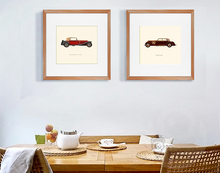 vintage cars picture famour brands worldwide modern decorative art home wall art frameless canvas painting giant posters(China)