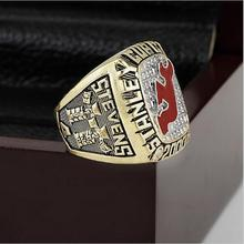 2000 NHL New Jersey Devils Stanley Cup Championship Ring Size 10-13 With High Quality Wooden Box Fans Best Gift