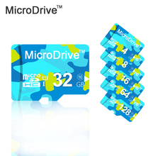 Micro Drive 2017 Best Hotsale ! New 64GB Micro SD Card 32GB TF Card 16GB Memoria microsd 8GB Memory Card(China)