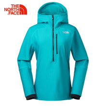 Intersport The North Face 2017 Women's Down Jackets Windbreaker Jackets Hiking Outdoor Fleece Coat Abrigos Mujer Sportwear(China)