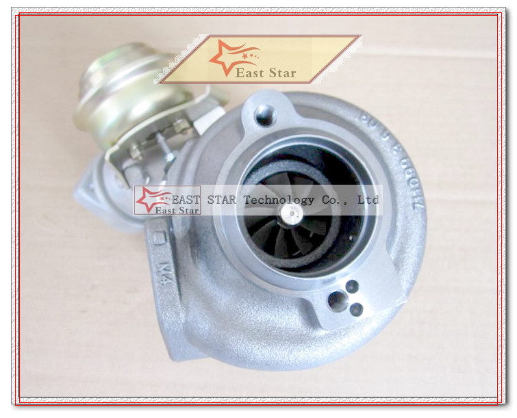 GT2260V 753392 742417 753392-5018S 742417-1 11657791046 11657791044 Turbo For BMW X5 3.0d E53 03-07 M57N 3.0L 218HP