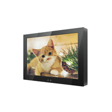 "M150-EF 15 inch CCTV Remote LCD Monitor HD Display 15"" Embedded Frame Industrial Monitor Wall Mount Monitors With VESA Gift"