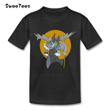 The Dragon Mistress T Shirt Kids 100% Cotton Short Sleeve O Neck Tshirt Children Tees 2017 Best Selling T-shirt For Boys Girls(China)