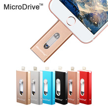 New USB Flash Drive 64GB Pendrive High Speed Pen Drive for Iphone 5s/6/6 Plus/7/ipad USB Stick Flash Drive USB 2.0 32GB 16GB 8GB