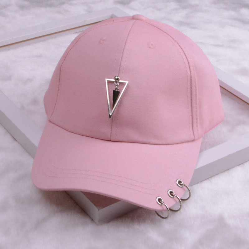 baseball cap with ring dad hats for women men baseball cap women white black baseball cap men dad hat (10)