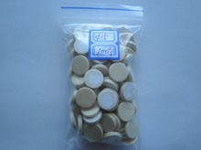 (100 Pieces/Lot) Individual Size of Natural Double Skin Clarinet Pads In Clarinet parts