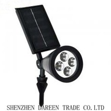 Professional manufacture Solar LED Lawn light used for Shopping street and courtyards solar light LED light 48PCS