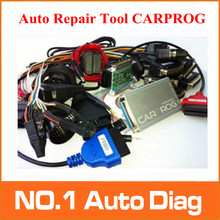 CARPROG full Carprog V6.8 Auto Programmer For Repair Tools With 21 Full Adapters CAR PROG with all software's activated