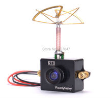 Readytosky 5.8G 48CH 25MW VTX 1000TVL FPV Camera Built-in Transmitter For FPV RC Mini QX 95 110 80 Q100 Quadcopter Indoor