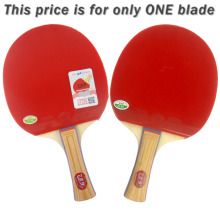 729 1020# Pimples In Table Tennis Paddle Racket shakehand Long Handle FL