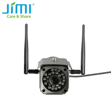 Jimi Newest JH03 Wifi IP Camera Outdoor Security Wireless Wifi CCTV Surveillance Camera Night Vision Waterproof(China)