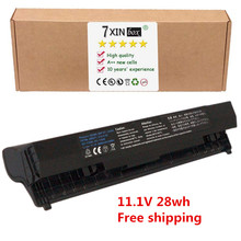 "7XINbox 28wh 11.1V Laptop Battery for Dell Latitude 2100 Smart Rubberized 10.1"" Netbook 312-0142 J024N G038N F079N"