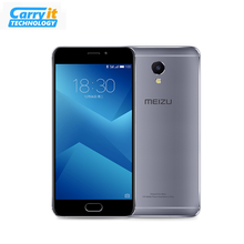 "Original Meizu M5 Note 16GB 3GB Mobile Phone Android Helio P10 Octa Core 5.5"" Cellular 13MP Fingerprint 4000mAh"