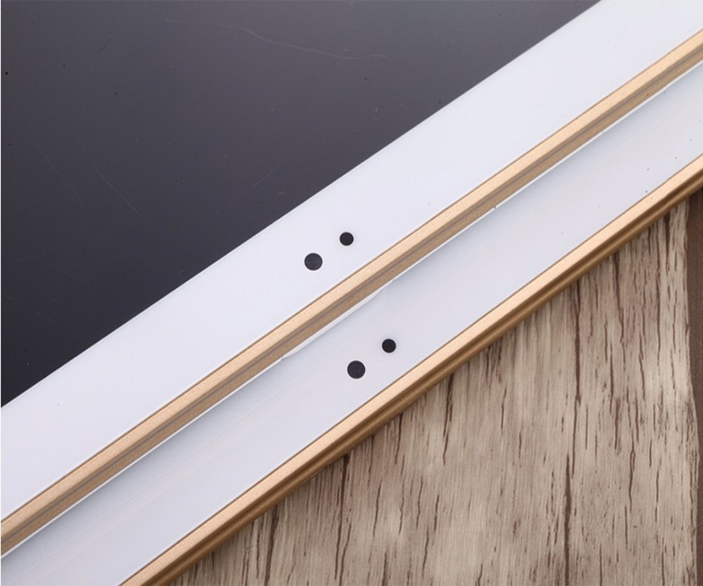 10 inch tablet gold front camera