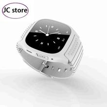 Global Fashion M26 Bluetooth Smart Watch With Dial / Alarm / Music Player / Pedometer for Android IOS HTC Mobile Phone(China)
